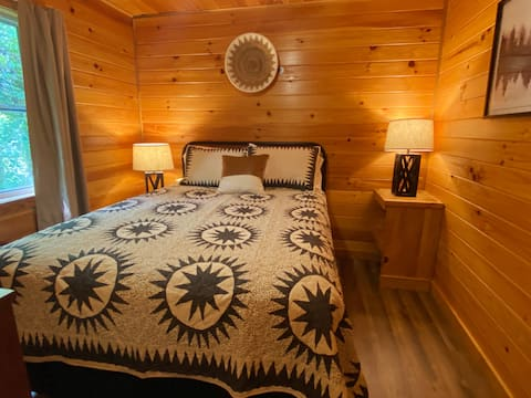 1 Bedroom Cabin With Boho Vibe Near Cave Run Lake