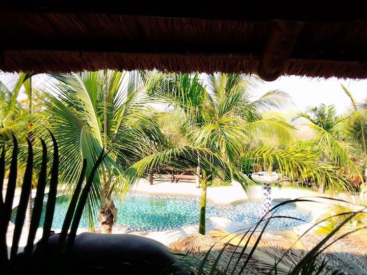 Sunset Gardens Lakeside Resort at Lake Kariba