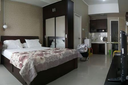 Season city cozy Studio Apartemen - West Jakarta - Lejlighed