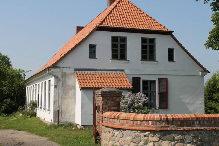Luxurious Apartment in Steffenshagen with Garden
