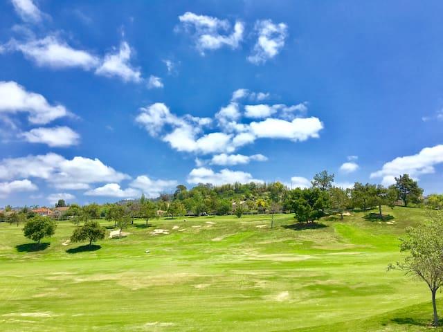 House on Golf course 高尔夫球场风景别墅近酒莊 + wedding venue - San Marcos - Dom