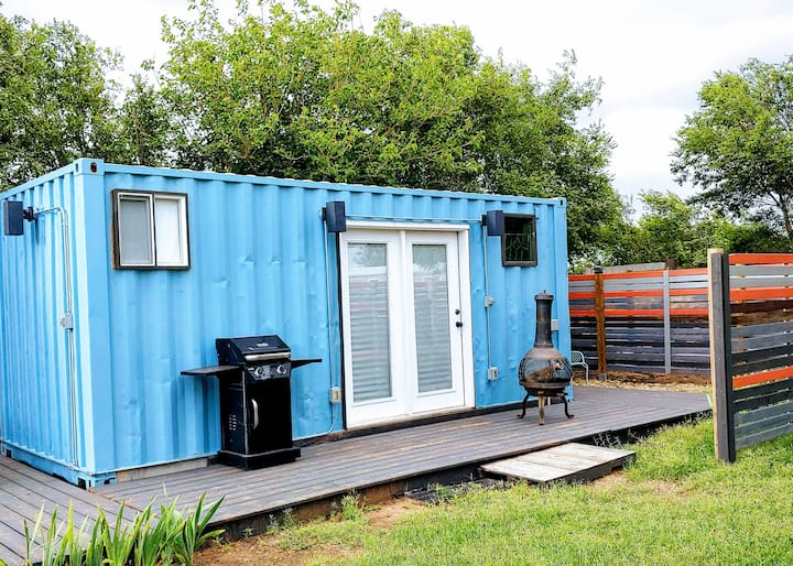 Shipping Container Lifestyle