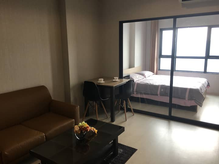 ideo115 condo near BTS puchao station in BANGKOK