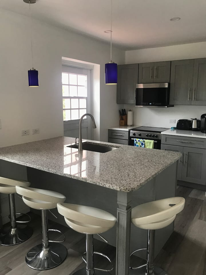 Newly renovated apt close to Hamilton
