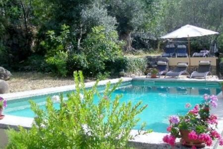 Ca'n Rosali a rural villa in Deia - Deià - Haus