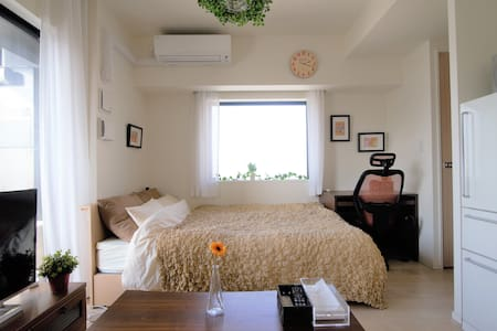 New!! Shinjuku 5min from station:) ES105 - Shinjuku-ku
