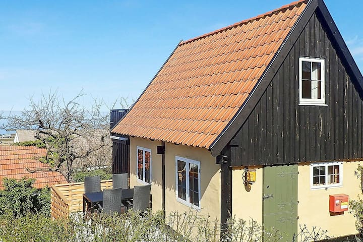 4 person holiday home in Svaneke