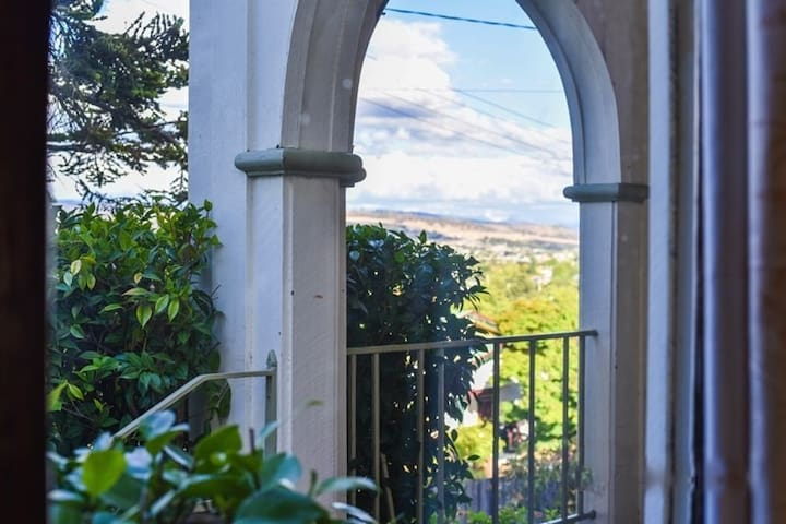 """Dalhousie"" East Launceston, lovely views, wifi"