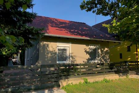 Ferienhaus Harkány