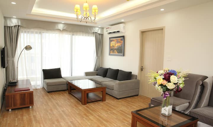 Cheapest - Tay Ho Apartment 3 BedRooms - IDCWH