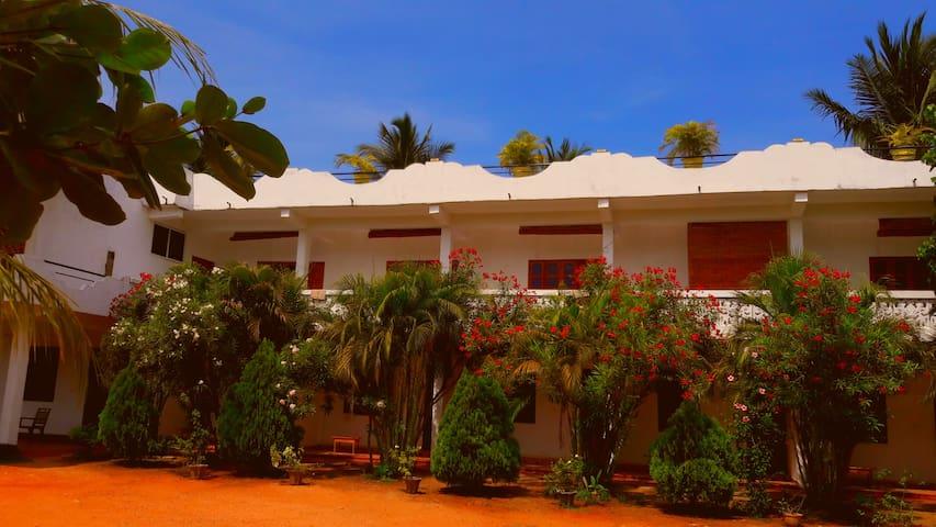 ocean way nilaveli - Nilaveli - Bed & Breakfast