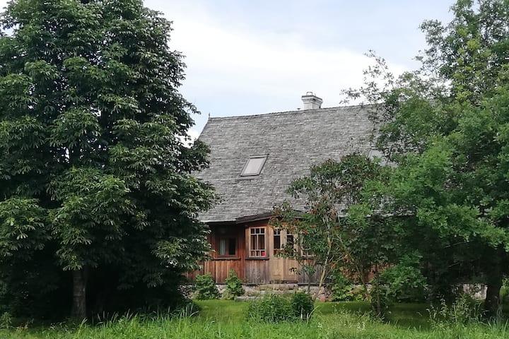 Dom nad jeziorem Boczniel
