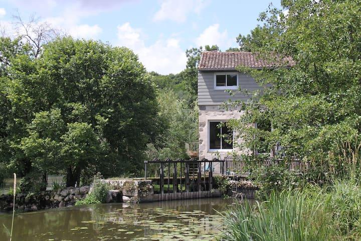 Chambre d'hote au moulin Proche Puy du Fou 2 - Mortagne-sur-Sèvre - Haus