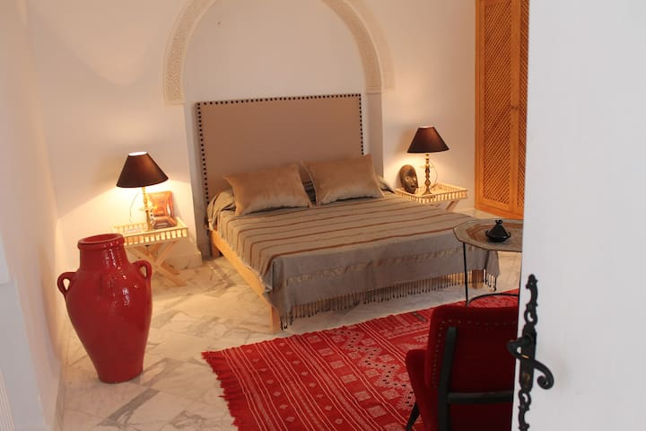 Maison de l'0ranger, Medina de Tunis