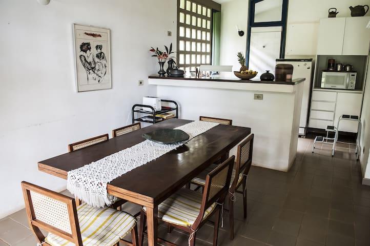 Casa confortável em dia quente ou frio - Atibaia - Ev