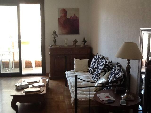 Appart 4Pers.Cosi centre ville - Marseille - Apartment
