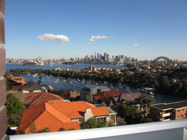 MOSMAN VIEWS TO DIE FOR NBN, PARKING!!!