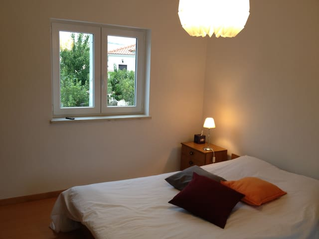 Cosy room with privte WC near beach