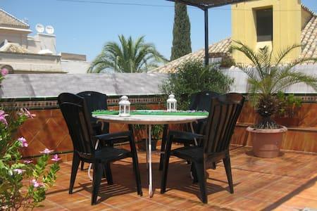 Beautiful apartment roofterrace  - Sevilha