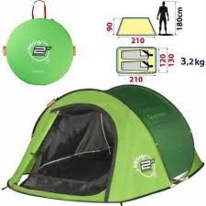 Louer une tente