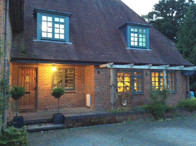 Cosy private Annexe in Inkpen/Hungerford
