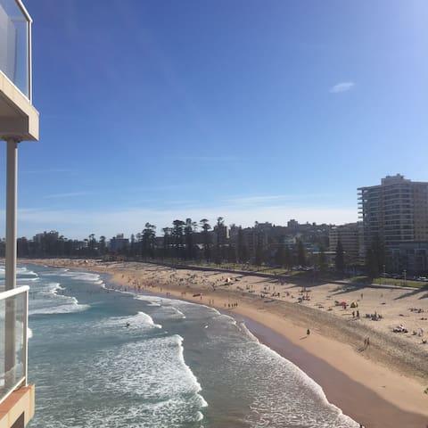 Beachfront escape - Queenscliff - Apartment