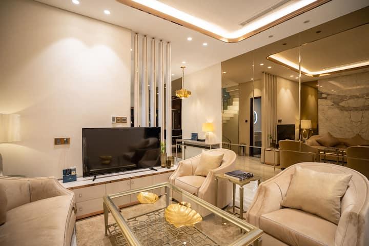 ❤️ Super Luxury 300sqm House near Ba Na hill ❤️