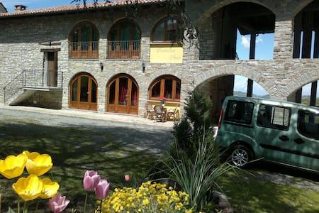 Appartamento casa Monastero Bormida - Monastero Bormida - Rumah
