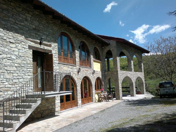 Appartamento casa Monastero Bormida