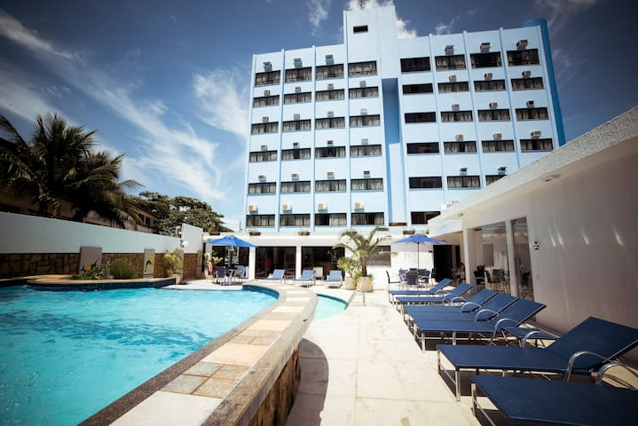 Hotel de Frente Para o Mar - Anchieta - Bed & Breakfast