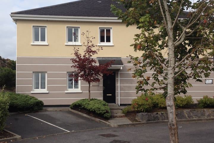 City centre townhouse 2 doublerooms & 2 bathrooms. - Galway - Hus
