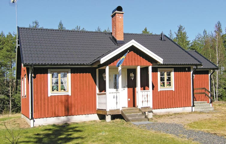 Holiday cottage with 2 bedrooms on 87m² in Ljungby
