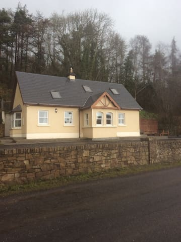 Modern rural cottage near  Adare ,