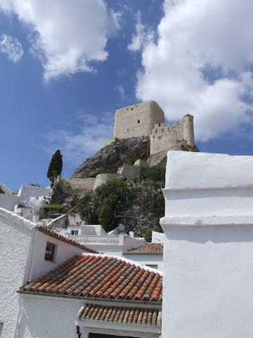 Pz Ayuntamiento, Olvera, Andalucia - Olvera - House