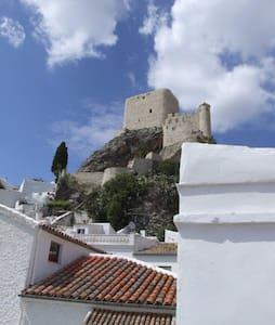 Pz Ayuntamiento, Olvera, Andalucia - Olvera - Casa