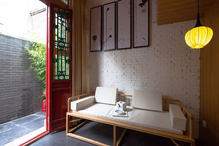 【BBK35】【West1】Local's private courtyard
