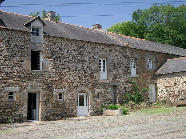 Manoir de 175 m2 proche Cancale - Saint-Méloir-des-Ondes - Haus
