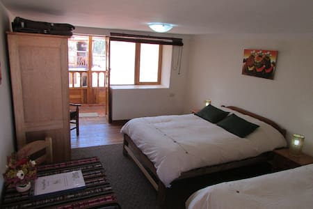 GringoWasi, Private Standard Room 1 - Cusco - Bed & Breakfast - 0