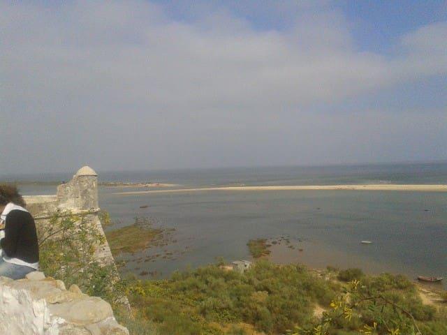 Apartamento a pie de playa Manta Rota - Vila Nova de Cacela - Huoneisto