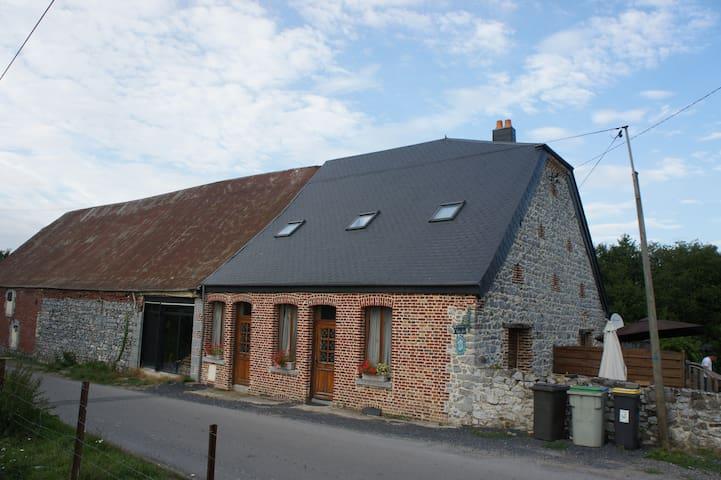 Gîte rural labellisé 6 personnes - Ferrière-la-Petite - 獨棟