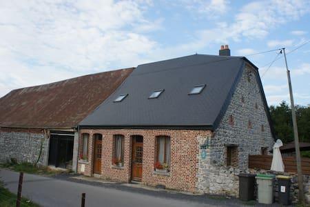 Gîte rural labellisé 6 personnes - Ferrière-la-Petite - Haus