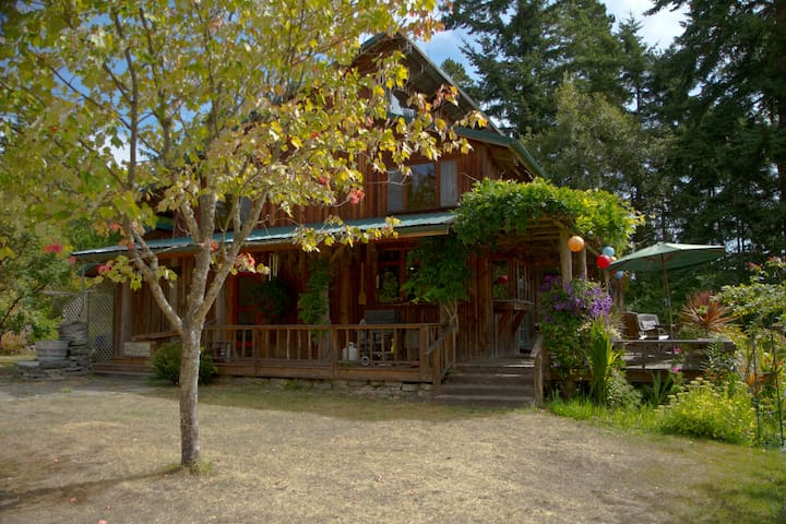 Hummel House 1 An Island Experience - 洛佩茲島 - 獨棟