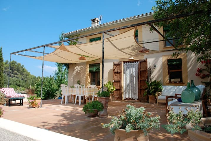 Ideal Cottage for walking and relax in Mallorca - Esporles - Dom