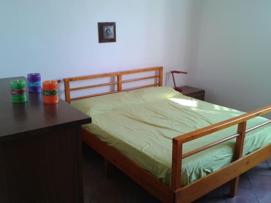 Double room, first floor