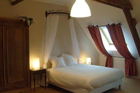Ferme flamande rénovée: Chambre 1 - Haus