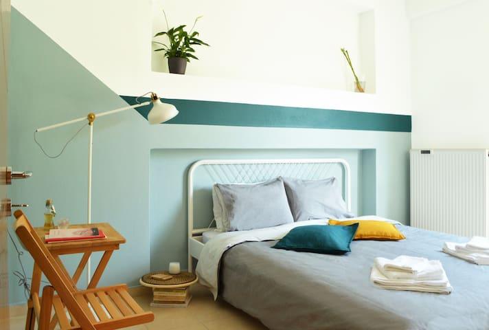 Sunny & Calming Retreat with a Garden-Terrace