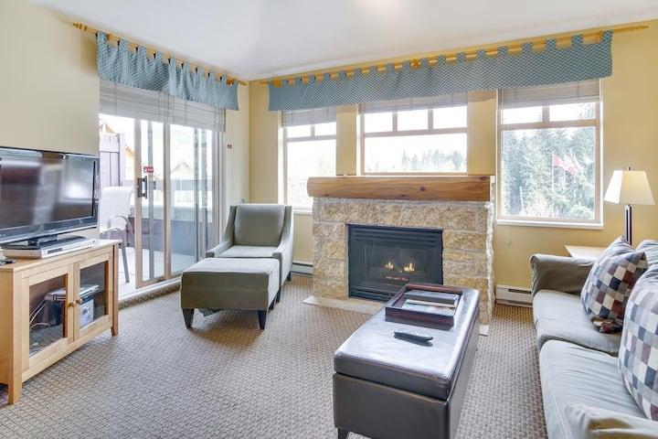 Tyndall Lodge: 2-Bedrooms, Sleeps 6, Full Kitchen