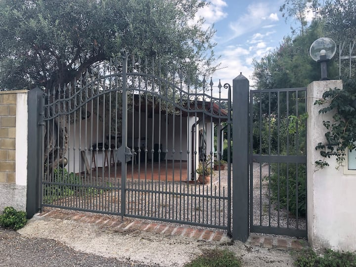 Villa a Messina -Sicily Villafranca Tirrena