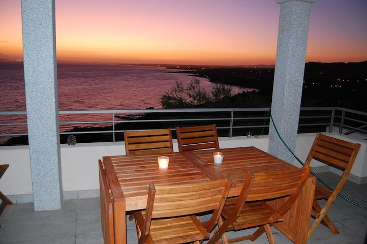 Villa panoramica sul Golfo - Quartu Sant'Elena