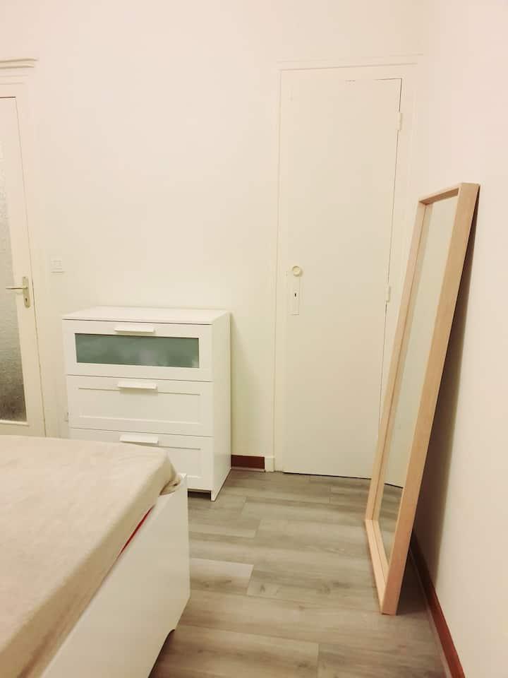 Logement entier charmantGrenoble appartement 30 m2